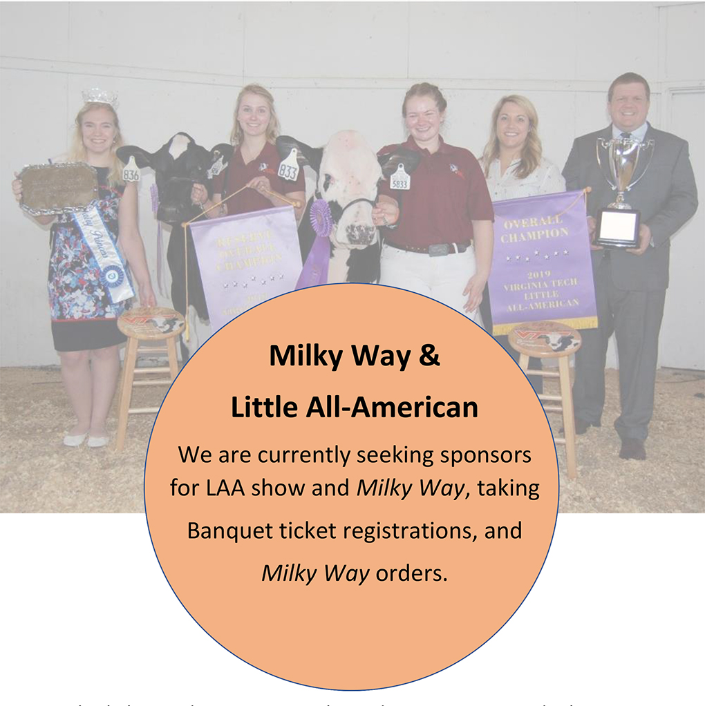 The 92nd annual Little All-American Show will be held Saturday, April 18, 2020 at 9 a.m. in the Livestock Judging Pavilion on Plantation Road.