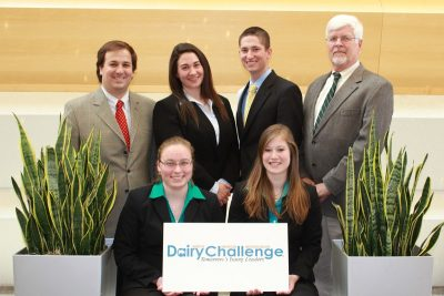 2014 Virginia Tech Dairy Challenge Team