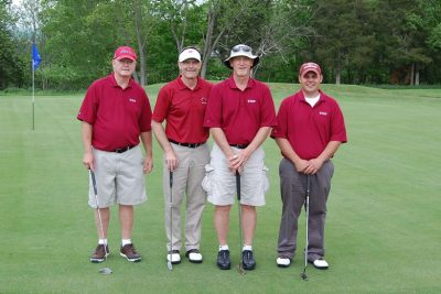 2013 Boehringer Ingelheim team members:  Aaron Lucas, Tony Hutchins, Terry Swecker, Richard Bailey