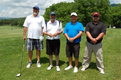 2015 Hokie Cow Classic - Commodity Specialists. Team members: Stan Burnette, Michael Krusenklaus, Brian McArthur, Wayne Spady.