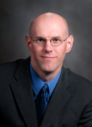 Professional photo of Dr. Ben Corl