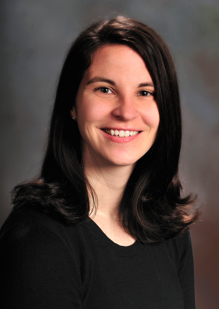 Professional photo of Dr. Kristy Daniels